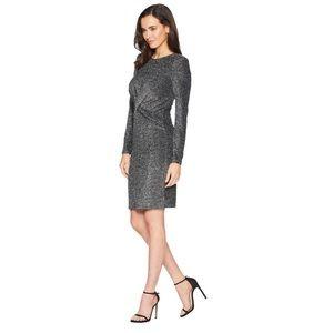 MICHAEL Michael Kors Long-Sleeve Party Dress